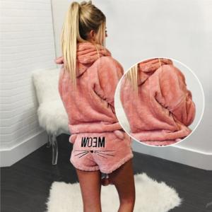 Fashion Hoodie Pyjamas